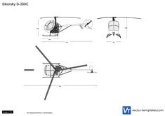 Sikorsky S-300C