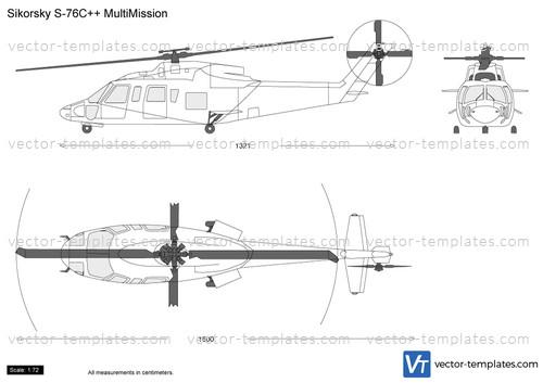 Sikorsky S-76C++ MultiMission