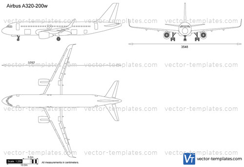 Airbus A320 Dimensions – Billy Knight