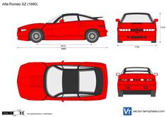 Alfa Romeo SZ (ES30)