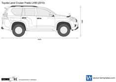 Toyota Land Cruiser Prado LWB