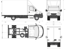 Renault Master Grand Volume Van