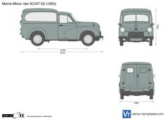 Morris Minor Van 5CWT S2
