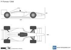 F1 Formula 1 2008