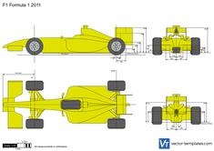 F1 Formula 1 2011