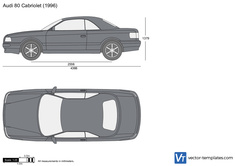 Audi 80 Cabriolet