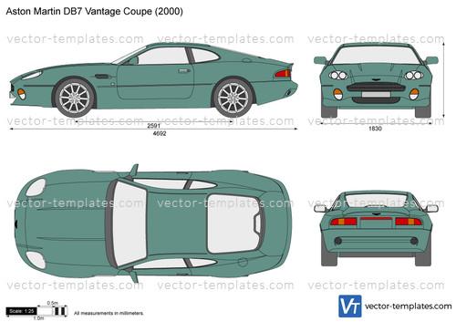 Templates Cars Aston Martin Aston Martin Db7 Vantage