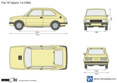 Fiat 147 Spazio 1.4