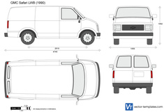 GMC Safari LWB