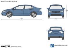 Honda Civic Brazil