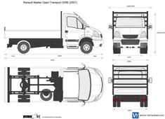 Renault Master Open Transport SWB