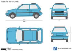 Mazda 121 3-Door