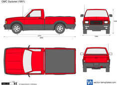 GMC Syclone Pick-up