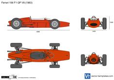 Ferrari 156 F1 GP V6