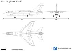 Chance Vought F-8E Crusader