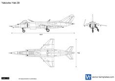 Yakovlev Yak-38 Forger