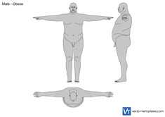 Male - Obese