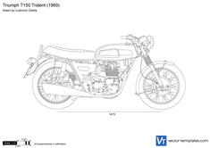 Triumph T150 Trident