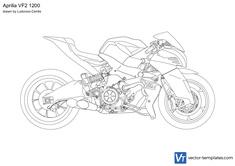 Aprilia VF2 1200