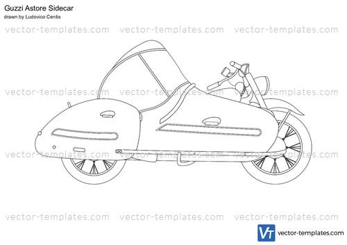 templates - motorcycles - various motorcycles