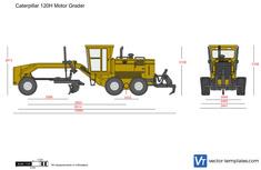 Caterpillar 120H Motor Grader