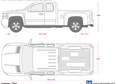 Chevrolet Silverado HD Extended Cab