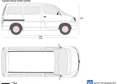 Toyota HiAce SWB