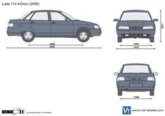 Lada 110 4-Door
