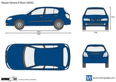 Nissan Almera 5-Door