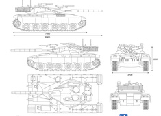 Merkava Mk. II