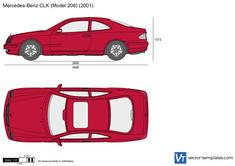 Mercedes-Benz CLK W208