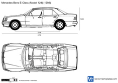 Mercedes-Benz E-Class W124