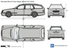 Mercedes-Benz E-Class Wagon W210