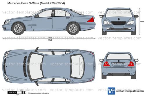 Mercedes-Benz S-Class W220