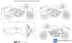 Ducati SportClassic Paul Smart 1000 Limited Edition