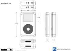 Apple iPod 4G