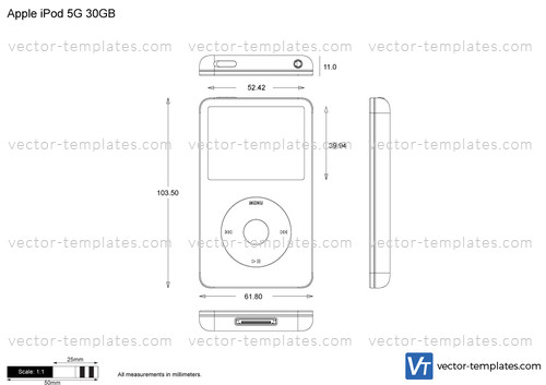 Apple iPod 5G 30GB