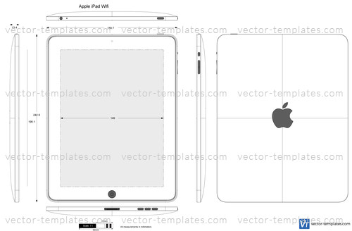Apple iPad Wifi