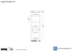 Apple iPod Nano 2G