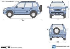 Lada Chevrolet Niva