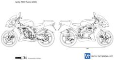 Aprilia RS50 Tuono