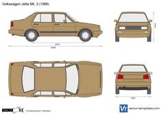 Volkswagen Jetta Mk. 2