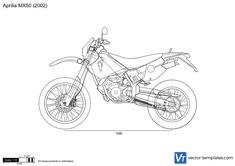 Aprilia MX50
