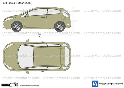 Ford Fiesta 3-Door
