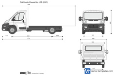 Fiat Ducato Chassis Box LWB