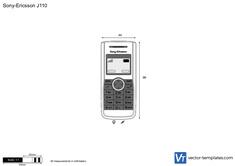 Sony-Ericsson J110