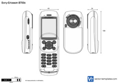 Sony-Ericsson S700c