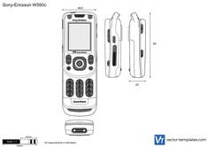 Sony-Ericsson W550c