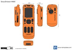 Sony-Ericsson W600