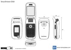 Sony-Ericsson Z520